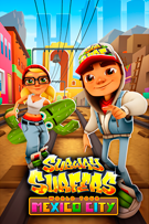 Subway Surfers Mexico City