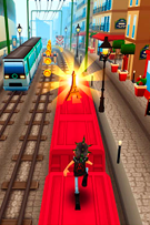 Subway Surfers Париж 2