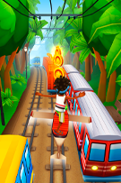 Subway Surfers Сан-Паулу