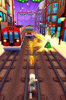 Subway Surfers Лондон