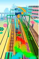Subway Surfers Майами