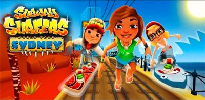 Скачать Subway Surfers на iPhone, iPad